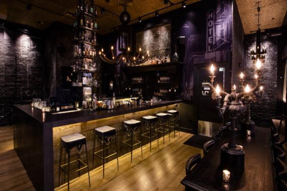 goth bar