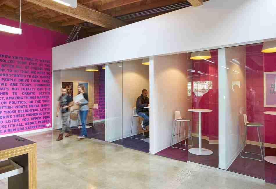 lyft office architecture