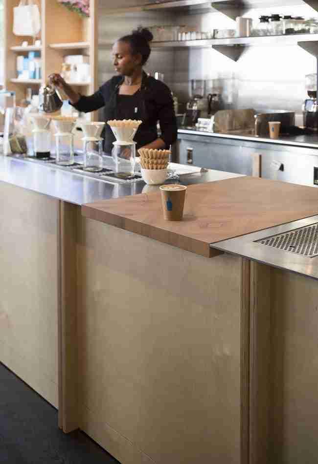 coffee bar california