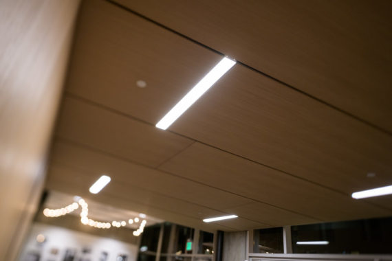 bistro lighting