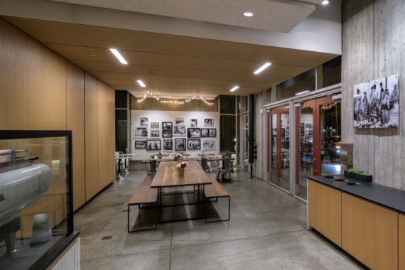 bali construction interior bistro